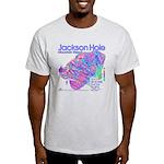 Jackson Hole Mountain Resort Light T-Shirt