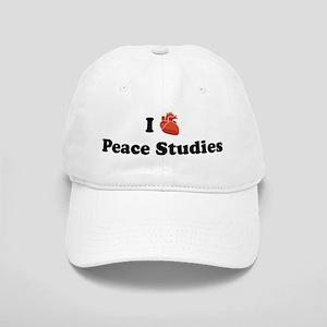 I (Heart) Peace Studies Cap