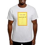 Postcard Image 1 Light T-Shirt