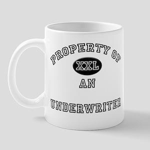 Property of an Underwriter Mug