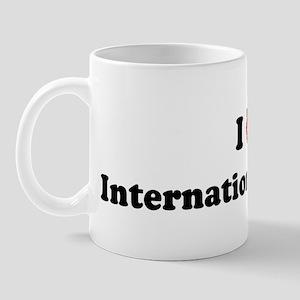 I (Heart) International Studi Mug
