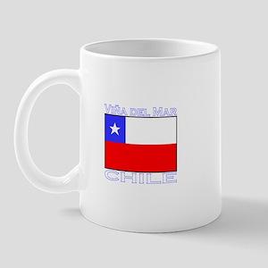 Vina del Mar, Chile Mug