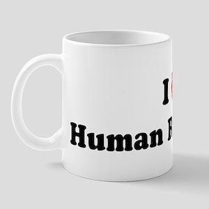 I (Heart) Human Resources Mug