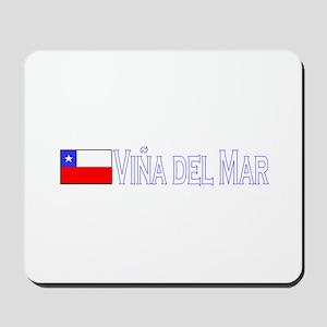Vina del Mar, Chile Mousepad