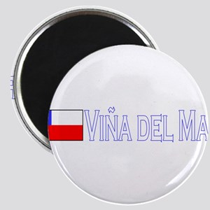Vina del Mar, Chile Magnet