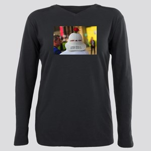 CARRY ME HOME Plus Size Long Sleeve Tee