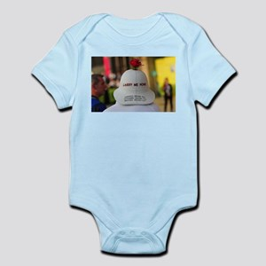 CARRY ME HOME Body Suit