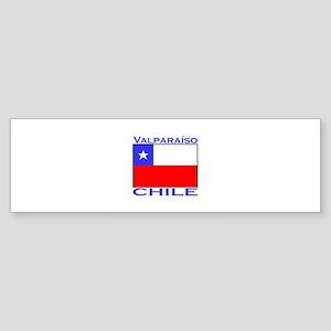 Valparaiso, Chile Bumper Sticker