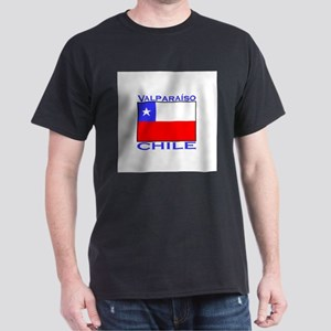 Valparaiso, Chile Dark T-Shirt