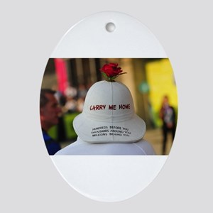 CARRY ME HOME Oval Ornament