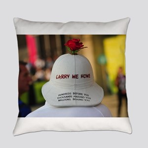 CARRY ME HOME Everyday Pillow