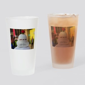 CARRY ME HOME Drinking Glass
