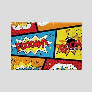 Comic Effects Magnets