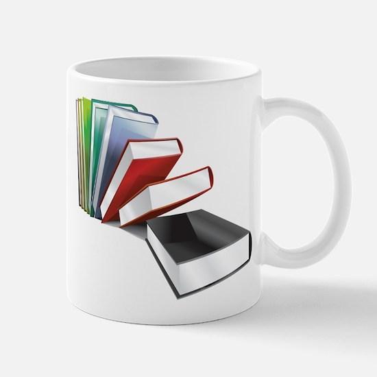 Books Mugs