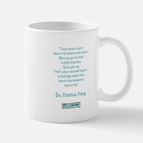 FIND HOPE Large Mugs