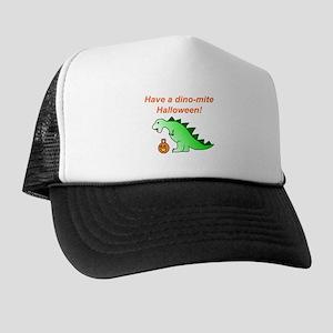 DINO-MITE HALLOWEEN Trucker Hat