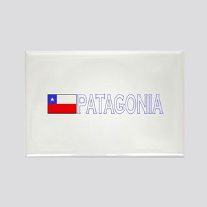 Patagonia, Chile Rectangle Magnet