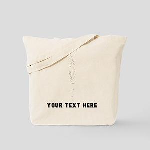 Maldives Silhouette (Custom) Tote Bag