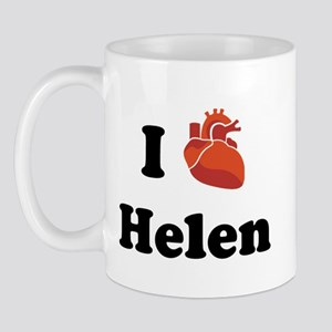 I (Heart) Helen Mug