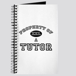 Property of a Tutor Journal