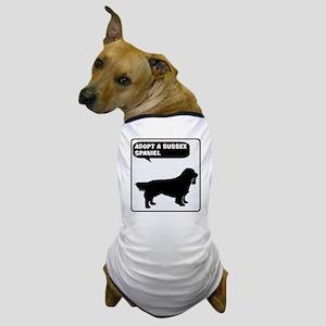 Adopt a Sussex Spaniel Dog T-Shirt