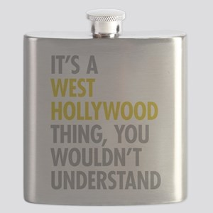 Its A West Hollywood Thing Flask