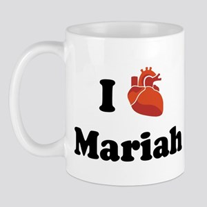 I (Heart) Mariah Mug