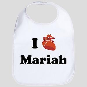 I (Heart) Mariah Bib