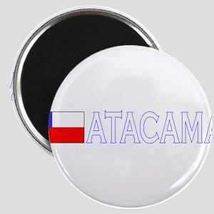 Atacama, Chile Magnet