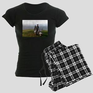 VESPA GS STING Women's Dark Pajamas