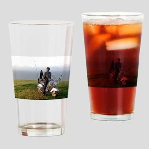 VESPA GS STING Drinking Glass