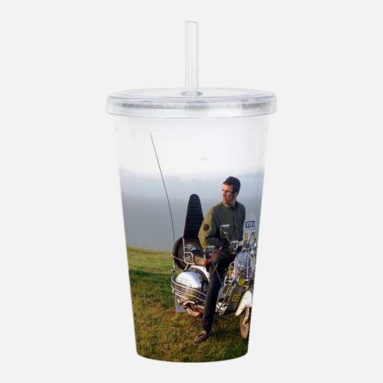 VESPA GS STING Acrylic Double-wall Tumbler