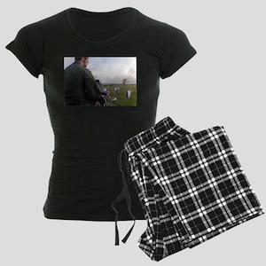 VESPA PRETTY GREEN , MOD Women's Dark Pajamas