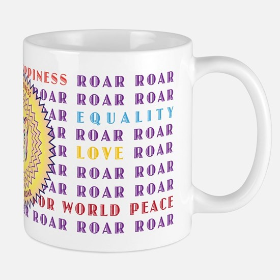 Roar Like A Lioness Mug Mugs