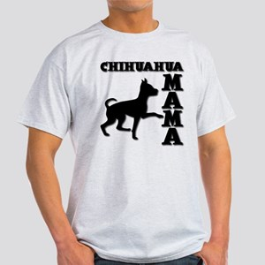 CHIHUAHUA MOM Light T-Shirt