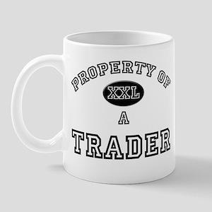 Property of a Trader Mug