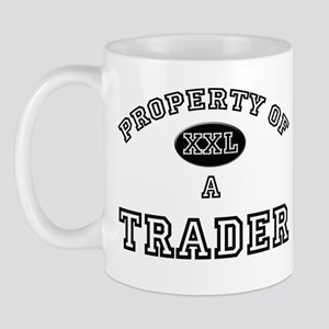 Property of a Trader Mug