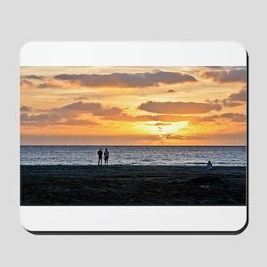 CAPE VERDE, BEACH SUNSET 1 Mousepad