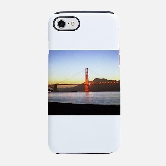 Painted Bridge iPhone 8/7 Tough Case