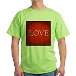 Love Red Green T-Shirt