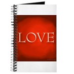Love Red Journal
