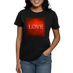Love Red Women's Dark T-Shirt