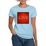 Love Red Women's Light T-Shirt