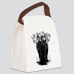Witches All Hail Macbeth Canvas Lunch Bag