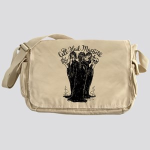 Witches All Hail Macbeth Messenger Bag