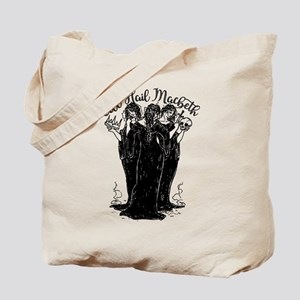 Witches All Hail Macbeth Tote Bag