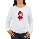 Red Riding Women's Long Sleeve T-Shirt