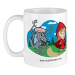 Red Riding Mug