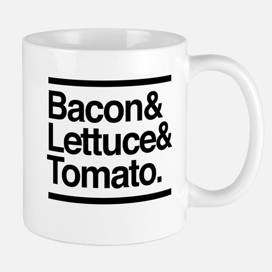 Bacon&Lettuce&Tomato. Mugs