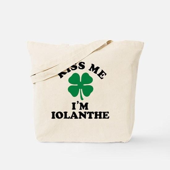 Cool Kiss me Tote Bag